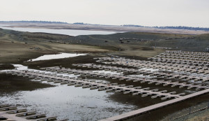 FOLSOM LAKE MARINA AT FOLSOM LAKE, AT 17% CAPACITY IN FEBRUARY 2014